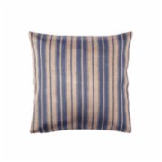 Bohemtolia  Striped Kutnu Silk Pillow V