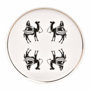 True Objects  Episode II Time of Migration Plate
