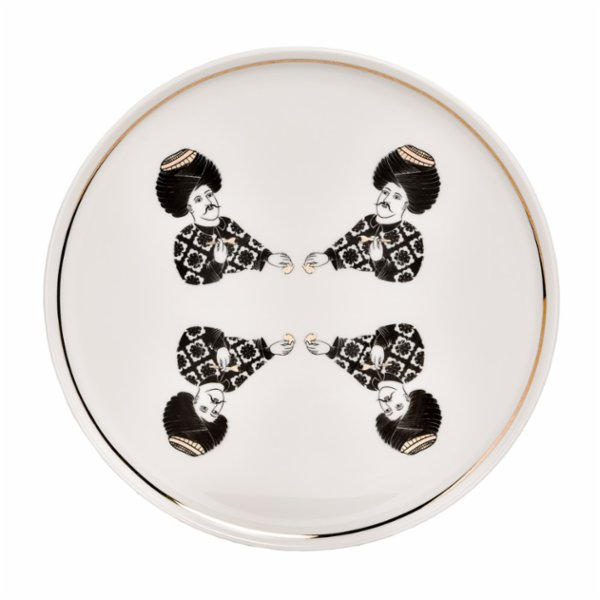 True Objects Episode IV Dinner Table Plate