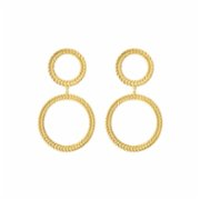 Bodhita  Spiga Due Earrings