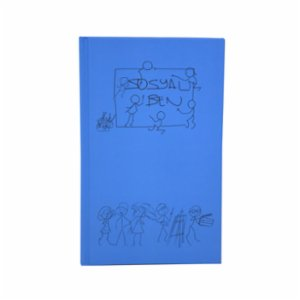 SosyalBen Store  Notebooks With Thick Cover