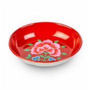 3rd Culture  Mini Red Tray
