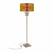 3rd Culture  Yaounde Floor Lamp