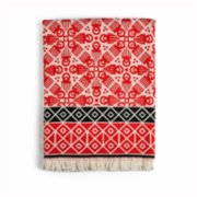 3rd Culture  Duafe Throw Blanket III