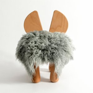 Kinderbow  Luck Chair & Pouffe
