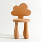 Kinderbow Cloud Chair & Pouffe