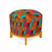 3rd Culture  Conakry Pouffe