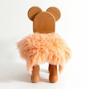Kinderbow  Mouse Chair & Pouffe