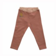 Auntie Me  Organic Brick Red Shell Legging
