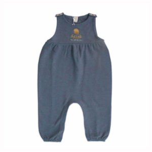 Auntie Me  Organic Gray Sharing The Same Dreams Jumpsuit