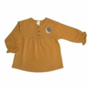 Auntie Me  Organic Sudan Brown Moon Dress