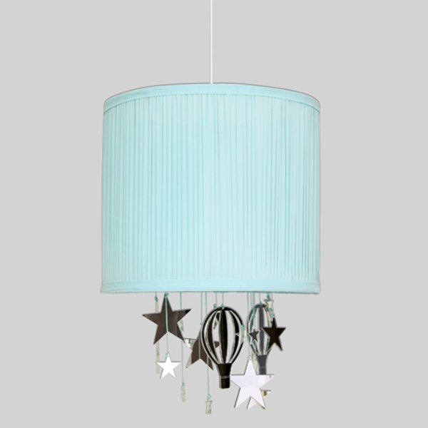 2 Stories Mint Pendant Lighting