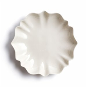Algon Handcrafted Fine Porcelain  Lily Bowl