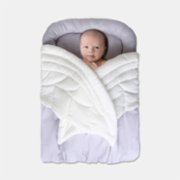 2 Stories  Angel Wings Baby Nest