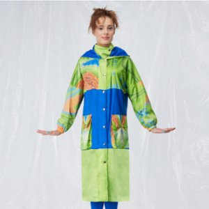 Balbang  Rainbow Raincoat Look 01