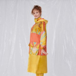 Balbang  Rainbow Raincoat Look 02