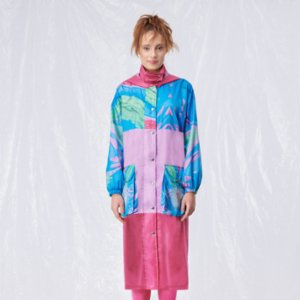 Balbang  Rainbow Raincoat Look 03