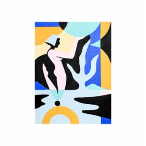 Paper Street Co.  Flow Limited Edition Print