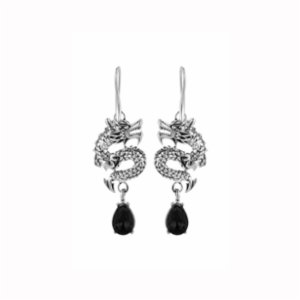 Aden Newyork  Dragon Earrings