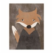 ekinakis  Fox For Children - Canvas