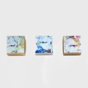 Wallibex  Wallicon Wall Decor - Set Of 20