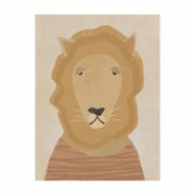 ekinakis  Lion For Children - Matte Photo Paper