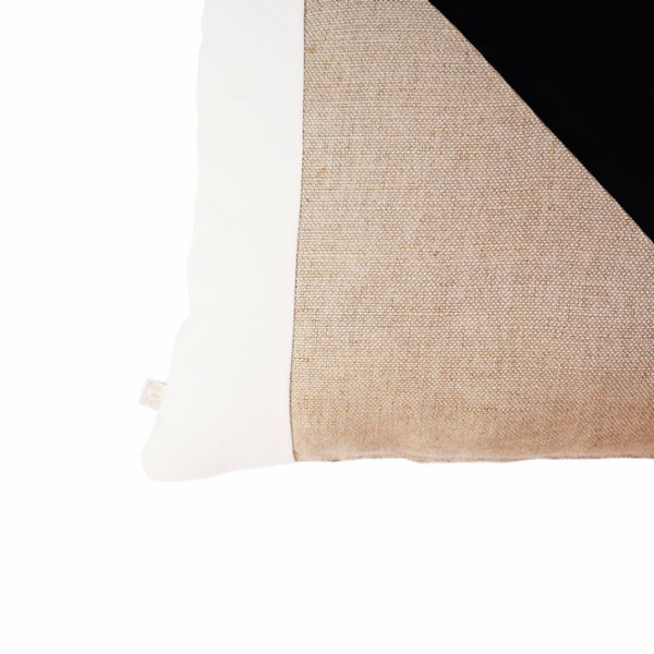 Table and Sofa Simple Square Pillow