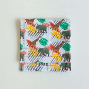 Baby Fou  Safari Muslin Throw