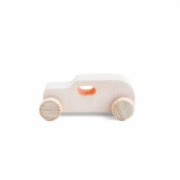 Pop by Gaea  Small Toy Car Peach