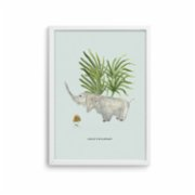 Pop by Gaea  La Festa Carlos The Elephant Print