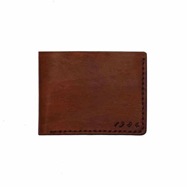 1984 Leather Goods Bifold Wallet