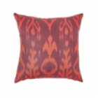 Mekhann Ikat XXVI Silk Cushion Cover
