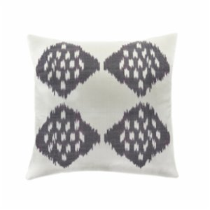 Mekhann  Ikat XXVIII Silk Cushion Cover