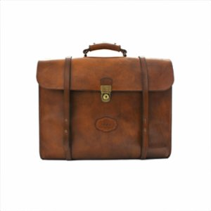 1984 Leather Goods  Briefcase