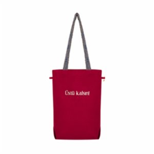 THIRD x hipicon  Üstü Kalsın Canvas Tote Bag
