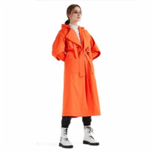 ColoReve  Fisherman Trenchcoat