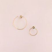 Deglation  Oldies OXIV Earrings