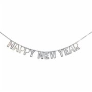 Meri Meri  Silver New Year Garland