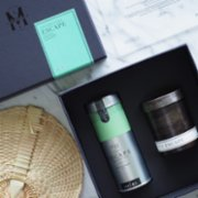 Melez Tea  Escape Candle Experience Set