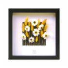 Save The Flowers Square 32 Frame