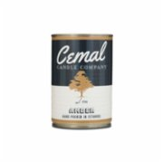 Cemal Candle Company  Amber Candle