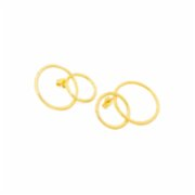 Wish-NU Design&Jewellery  Circle In Circle Earring