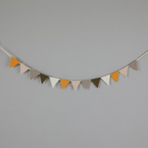 Boh The Label  Colored Pennant