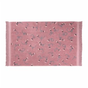 Lorena Canals	  English Garden Ash Rose Rug