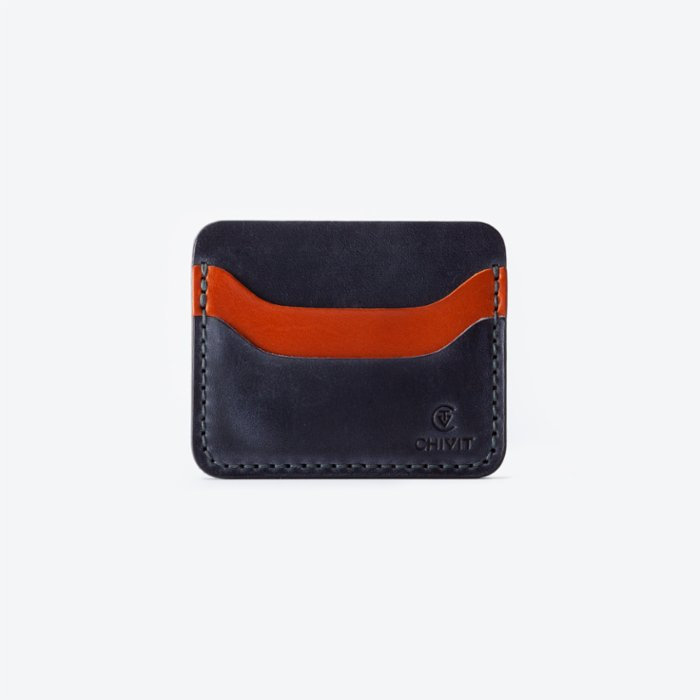 Chivit Denim Dream 5 Slot Card Wallet