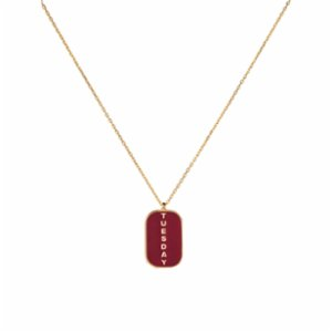 Soul 2 Seven  Tuesday Necklace