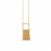 Mun Things  R Necklace