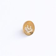 trust me baby  The Baby Pin