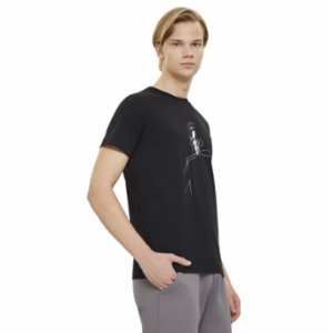 Westmark London  Black Line Art Tee