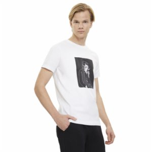 Westmark London  White Line Art Tee